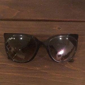 Ray-Ban Accessories - RayBan large cats eye sunglasses
